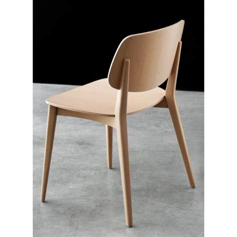 doll light wood side chair from ultimate contract uk
