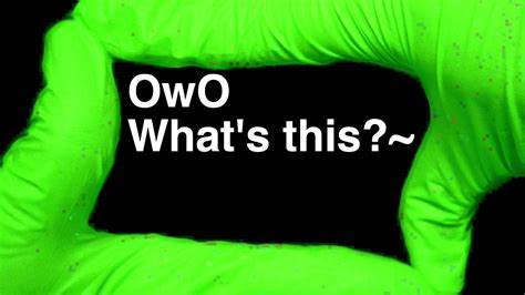 How to Pronounce OwO What's this?~ - YouTube