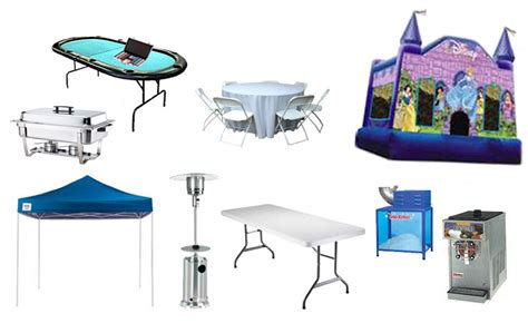 discount supplies llc rent bounce houses tents