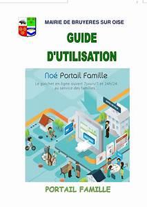 Portail Famille Le Pontet : guide d 39 utilisation no portail famille bruy res sur oise ~ Dailycaller-alerts.com Idées de Décoration