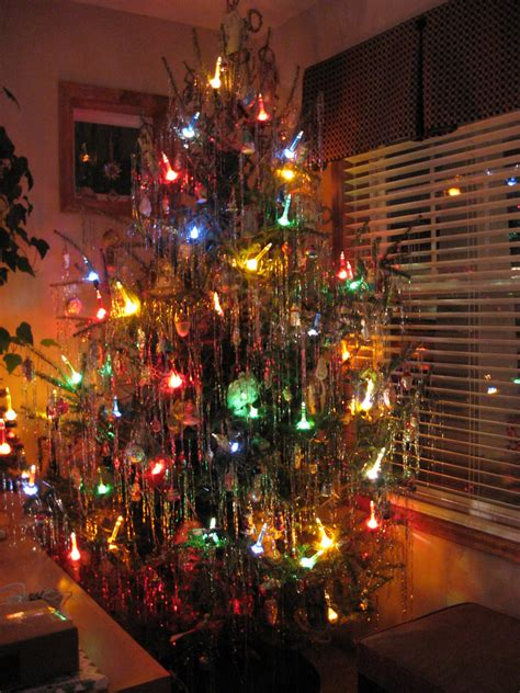 50 s christmas tree with bubble lights eagan mn