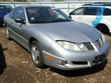 used 2005 pontiac sunfire car for sale at auctionexport