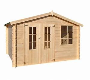 Abri De Jardin Bois Solde : solde cabane de jardin l 39 habis ~ Melissatoandfro.com Idées de Décoration