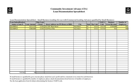 small business spreadsheet free qualads