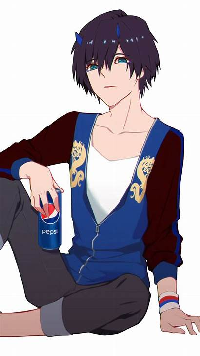 Darling Franxx Hiro Anime Zero 2560 1440