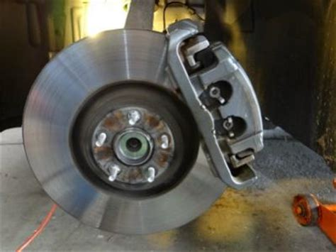 perform   wheel xf sc xfr brake job