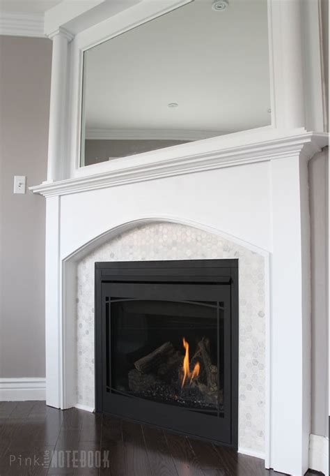pt  fireplace makeover   pink