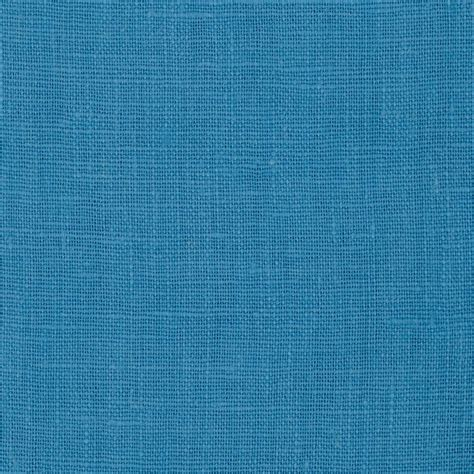 blue upholstery fabric european 100 linen cornflower blue designer