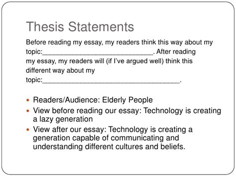 thesis statement  research paper wolf group