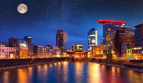 Dusseldorf  The World's Most Liveable Cities For 2018