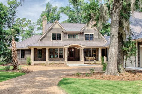 Country Style House Plan  4 Beds 45 Baths 4852 Sqft
