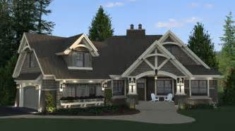 bungalow style floor plans craftsman style house plan 3 beds 3 baths 2177 sq ft plan 51 571