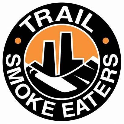 Smoke Trail Eaters Logos Hockey Junior Sports
