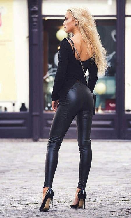 leather leggings   Tumblr