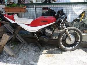 Yamaha 125 Rdx : yamaha 125 rdx type 1e7 coursifi e cadre n 103479 de 1977 pays japon les motos du musee ~ Medecine-chirurgie-esthetiques.com Avis de Voitures
