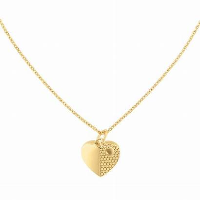 Movado Necklace Heart Jewelry Sterling Necklaces Mgi