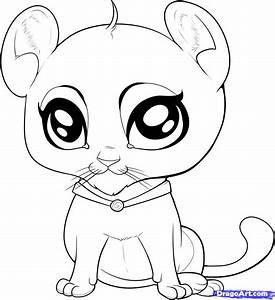 How To Draw Cartoon Baby Animals Step By Step Hd Images 3 ...