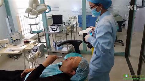 dental ray machine digital portable sensor