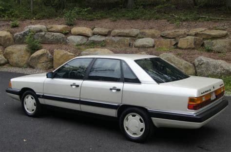 how make cars 1986 audi 5000s engine control audi 5000 cs turbo quattro 1986 car pictures autos audi cars car pictures
