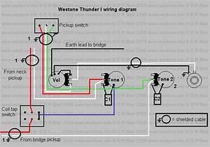 Westone Thunder I Wiring