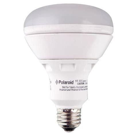 dimmable led flood lights polaroid lighting 75w equivalent bright white 3000k br30