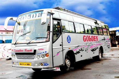 bus services  bangalore  kerala page