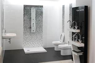 White Bathroom Tile Shower Designs