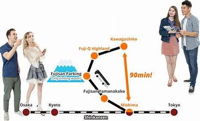 Fujikyu Routemap Bus Route Map