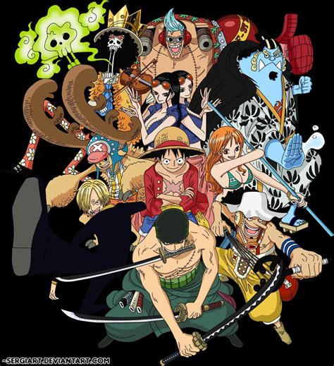 ❤ get the best one piece wallpaper on wallpaperset. Straw Hat Crew Phone HD Wallpapers - Wallpaper Cave