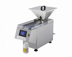 Tm-100 Tabletop Twin-channel Tablet    Capsule Counting Machine