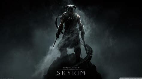 The Elder Scrolls V Skyrim 4k Hd Desktop Wallpaper For
