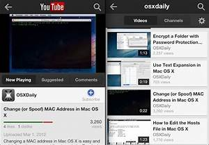 Official YouTube App for iPhone & iPod Touch Released ...