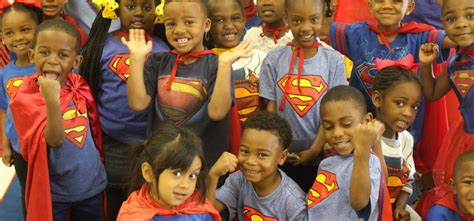 how early education programs like start helps everyone 831   head start preschool new orleans children superheroes 1200x560