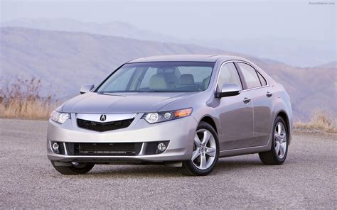 acura tsx 2009 pictures widescreen exotic car wallpapers