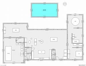 plan maison avec piscine projects to try pinterest With le plan d une maison