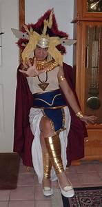 Pharaoh Atem Vers 2 Costume from Yu-Gi-Oh