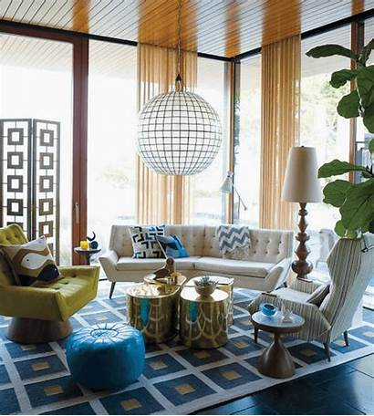 Pouf Interior Decor Floor Pillows Brass Living