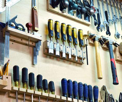 Garage Organization Workshop Tools by Custom Tool Wall Organization Garage Tool Organization