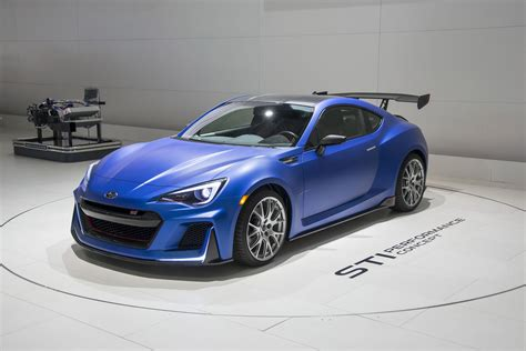 subaru brz racing 2015 subaru brz sti performance concept hd pictures