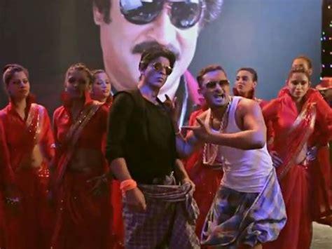 Shahrukh Khan's 'lungi Dance' Most Popular Song