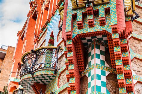 A Self-Guided Gaudi Walking Tour of Barcelona with Map