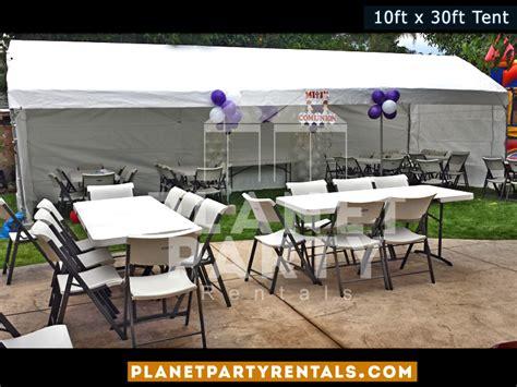 tent 10ft x 30ft rental partyretanls canopy tents tent 10ft x 30ft rental partyretanls canopy tents chairs