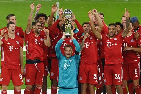 Bayern win German Super Cup to lift fifth title in 2020 ...