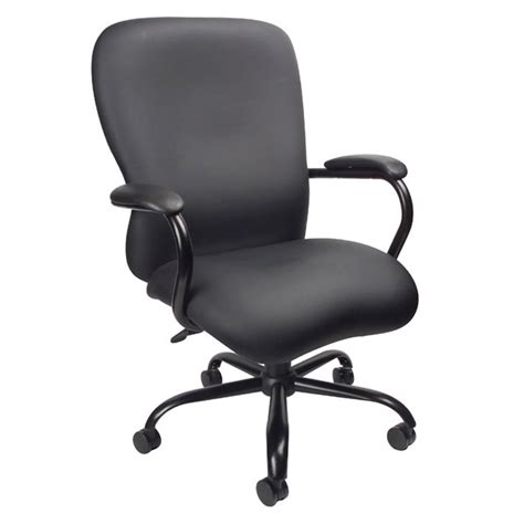 Xtra Office Chairs by B990 Modern Heavy Duty Desk Chair Capacity 350 Lbs