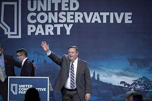 Alberta United Conservative leader Kenney looks to build ...