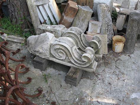 mensole antiche galleria foto capitelli mensole colonne ditta anile