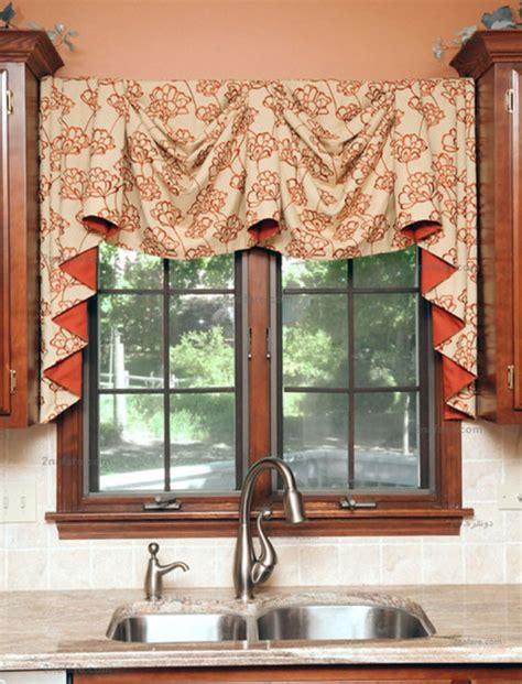 Contemporary Kitchen Curtain Ideas  Online Information