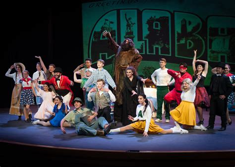 Heritage High School Performs Famous Play, Big Fish