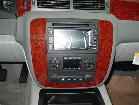 2007-2014 Chevrolet Tahoe & Suburban, And Gmc Yukon & Yukon Xl