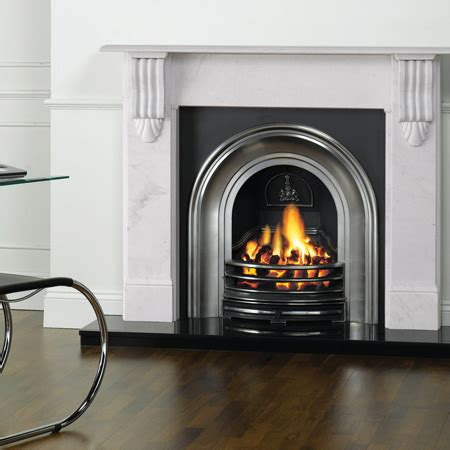 stovax fireplaces classical arched insert